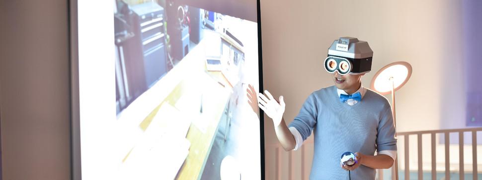 20171203 - 肖子文沟通互动装置设计工作坊分享会环节 Eric Siu Communication Devices Workshop - 02
