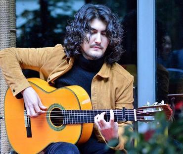 flamenco 吉他演奏家xavkat