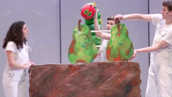 新版《好饿的毛毛虫》儿童剧_腾讯视频