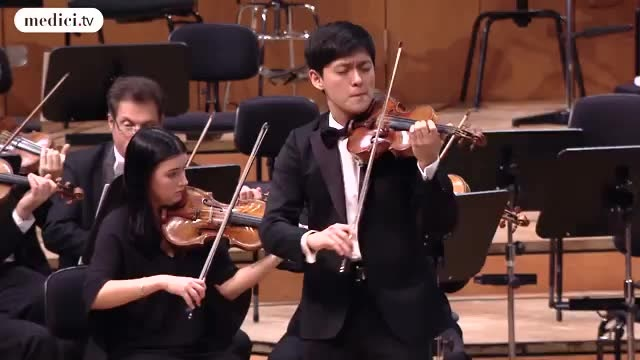 曾宇谦-Violin Concerto No. 4_腾讯视频