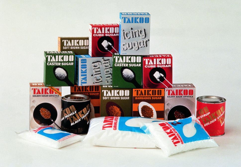 太古糖/包装/20世纪60年代